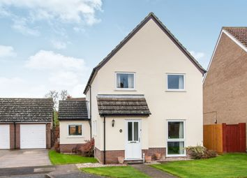 Thumbnail 3 bed detached house for sale in Trafford Close, Old Newton, Stowmarket