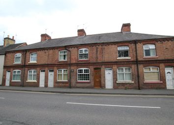 Thumbnail 2 bed terraced house for sale in Wetmore Road, Burton-On-Trent