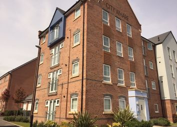 Thumbnail 1 bed flat to rent in Corporation House, Coventry