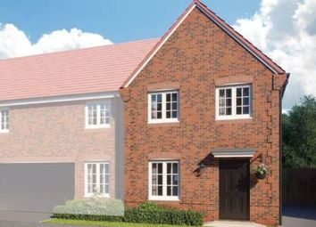 Thumbnail 3 bedroom semi-detached house for sale in Diamond Drive, Great Western Park, Didcot, Oxfordshire