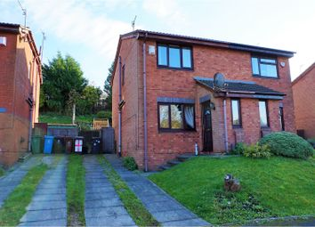 Thumbnail 2 bed semi-detached house for sale in Bottomfield Close, Oldham