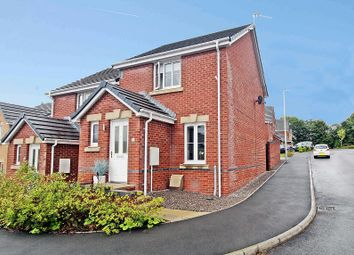 Thumbnail 2 bed semi-detached house for sale in Ffordd Y Dolau, Llanharan, Pontyclun, Rhondda, Cynon, Taff.