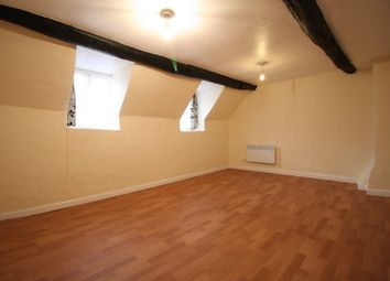 Thumbnail 1 bed flat to rent in Mardol, Shrewsbury