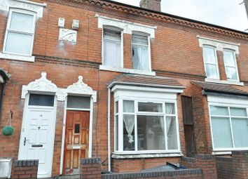 Thumbnail 4 bedroom terraced house for sale in Fashoda Road, Selly Park, Birmingham