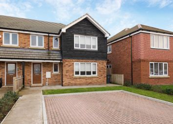 Thumbnail 3 bed semi-detached house for sale in Hawthorn Grange, Ramsgate
