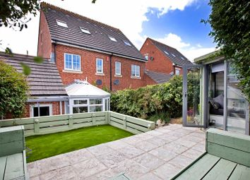 Thumbnail 3 bed semi-detached house for sale in Salterton Court, Exmouth