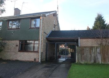 Thumbnail 3 bed semi-detached house for sale in 5 Brackendale Drive, Nuneaton