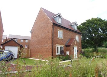 Thumbnail 5 bedroom detached house for sale in Proclamation Avenue, Rothwell, Kettering