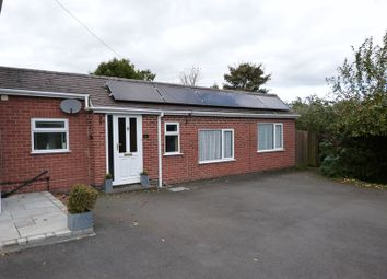 Thumbnail 1 bed flat to rent in Station Hill, Swannington, Coalville
