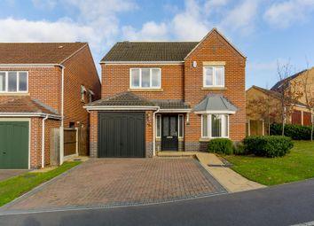 4 bed detached house for sale in Goldenbrook Close, Breaston, Derby DE72