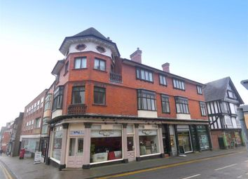 1 bed flat to rent in High Street, Leek, Staffirdshire ST13