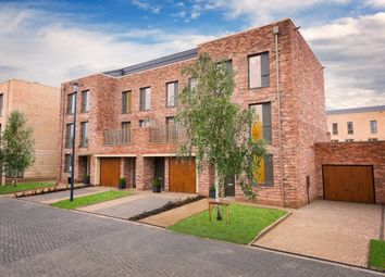 "Thumbnail 3 bed terraced house for sale in ""Clementhorpe V1"" at Campleshon Road, York"