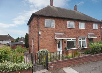 Thumbnail 3 bedroom semi-detached house for sale in Swinglehill Road, Longton, Stoke-On-Trent
