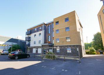 Thumbnail 1 bed flat for sale in Talavera Close, Bristol