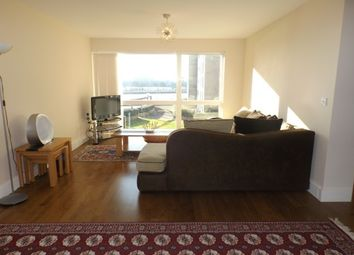 Thumbnail 2 bedroom flat to rent in Altair House, Falcon Drive, Cardiff Bay