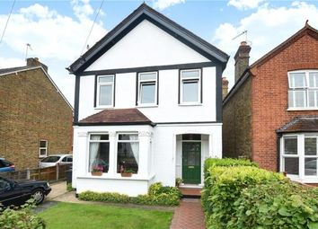 Thumbnail 2 bed maisonette for sale in Avenue Road, Staines-Upon-Thames, Surrey