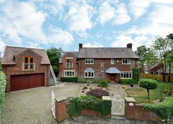 4 bed detached house for sale in Broomhall Crescent, Wakefield WF1