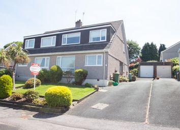 Thumbnail 3 bed semi-detached house for sale in Buena Vista Drive, Plymouth