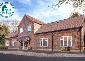 Thumbnail 2 bed flat for sale in Flat 5, The Coach House, Ickenham, Middlesex