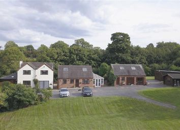 Thumbnail 4 bed detached house for sale in Dingle Lane, Hilderstone, Stone
