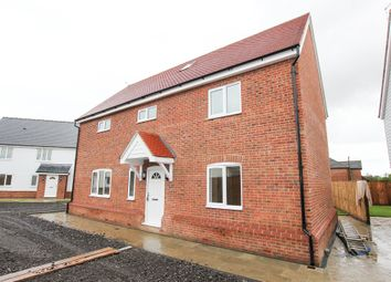 Thumbnail 6 bed detached house for sale in Bury Road, Kentford