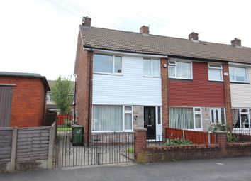 Thumbnail 3 bedroom semi-detached house to rent in Abingdon Road, Bolton