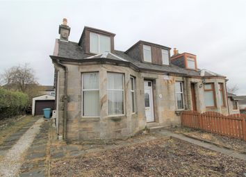 Thumbnail 3 bed cottage for sale in Main Street, Chapelhall, Airdrie