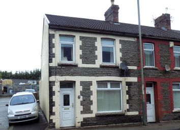 Thumbnail 3 bed terraced house for sale in Nantgarw Road, Caerphilly