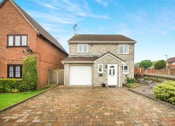 Thumbnail 4 bedroom detached house for sale in Rutter Close, Shaftesbury