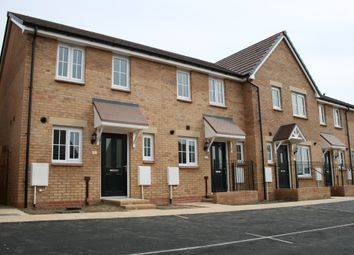 Thumbnail 2 bed end terrace house for sale in Rhoose Way, Rhoose, Barry