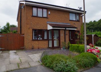 Thumbnail 2 bedroom semi-detached house for sale in Dunchurch Close, Lostock, Bolton