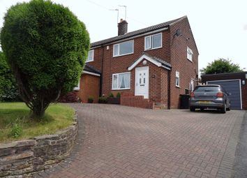Thumbnail 3 bed semi-detached house for sale in Fallibroome Road, Macclesfield