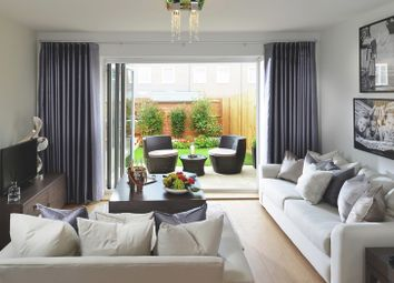 Thumbnail 4 bed town house for sale in Eden Road, Dunton Green, Sevenoaks