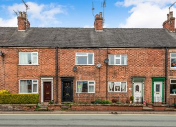 Thumbnail 2 bed terraced house for sale in Park Street, Uttoxeter