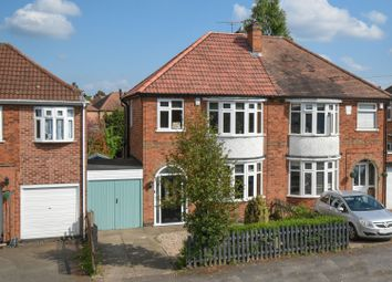 3 bed semi-detached house for sale in Aberdale Road, Knighton, Leicester LE2