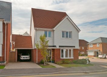 Thumbnail 4 bed detached house for sale in Matthews Close, Snodland