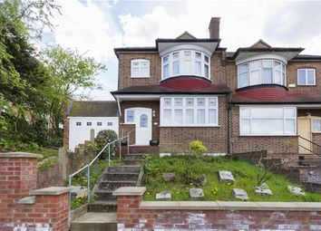 Thumbnail 3 bedroom semi-detached house for sale in Eylewood Road, London
