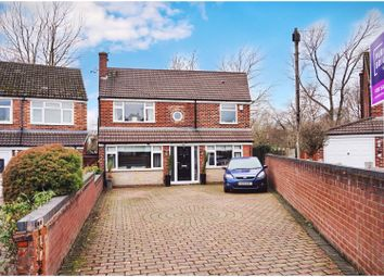 Thumbnail 4 bed detached house for sale in Durham Crescent, Manchester