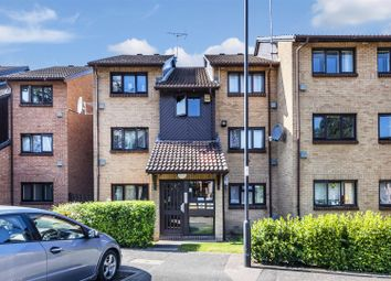 Thumbnail 1 bed flat for sale in Pycroft Way, London
