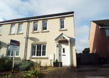 Thumbnail 2 bed semi-detached house for sale in Charlton Adam, Somerton, Somerset