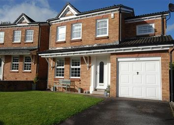 Thumbnail 4 bed detached house for sale in Blairafton Wynd, Kilwinning
