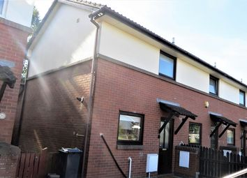 Thumbnail 1 bed end terrace house to rent in Heathmead, Heath, Cardiff