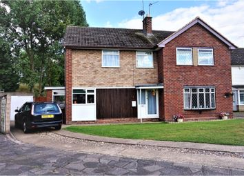 Thumbnail 3 bed semi-detached house for sale in Grovelands Crescent, Wolverhampton