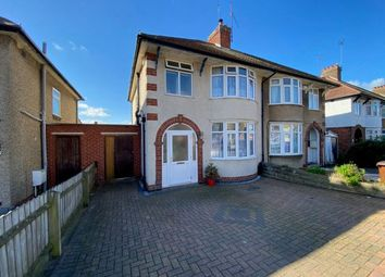 Thumbnail Semi-detached house for sale in Longland Road, The Headlands, Northampton