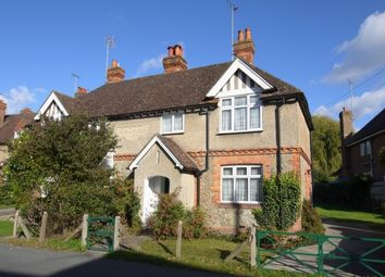 Thumbnail 3 bed semi-detached house for sale in St. Ediths Road, Kemsing, Sevenoaks