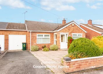 Thumbnail 2 bed detached bungalow for sale in Nutbrook Avenue, Tile Hill, Coventry