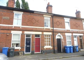 Thumbnail 2 bed terraced house for sale in Larges Street, Derby