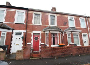 Thumbnail 3 bed terraced house for sale in Sutton Road, Newport