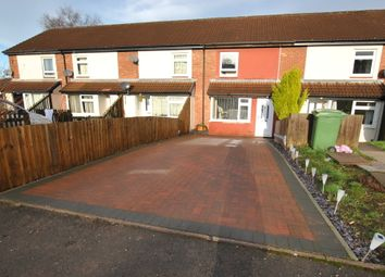 Thumbnail 2 bed terraced house for sale in James Clay Court, Ketley, Telford, Shropshire