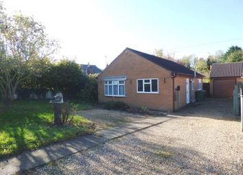 Thumbnail 2 bed bungalow for sale in Gull Road, Guyhirn, Wisbech, Cambridgeshire